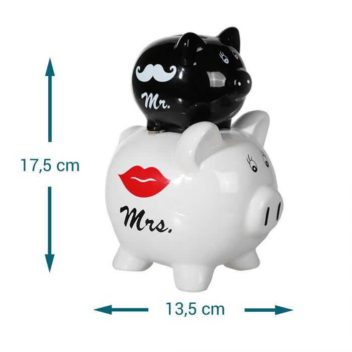 Sparschwein - Mr and Mrs