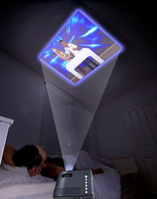 Mini LED Beamer