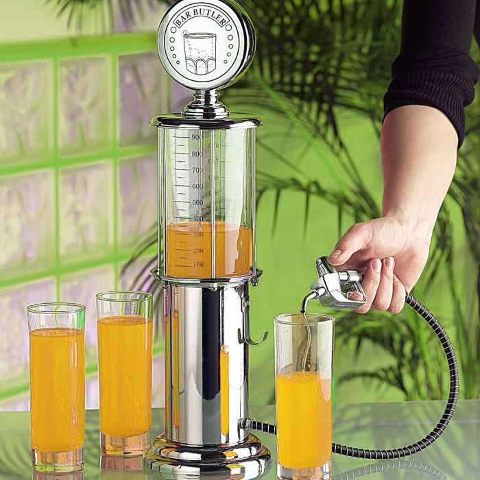 Barista distributeur de boisson – pompe à essence