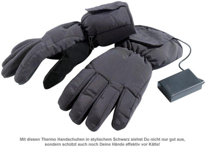 Beheizbare Handschuhe - Größe S