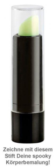Schwarzlicht Lippenstift - fluoreszierende Farbe