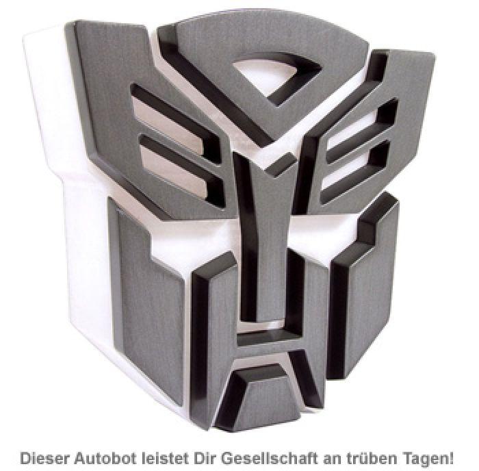 Transformers USB Lampe - Autobot