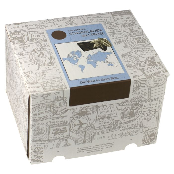 Schokoreise Geschenkbox