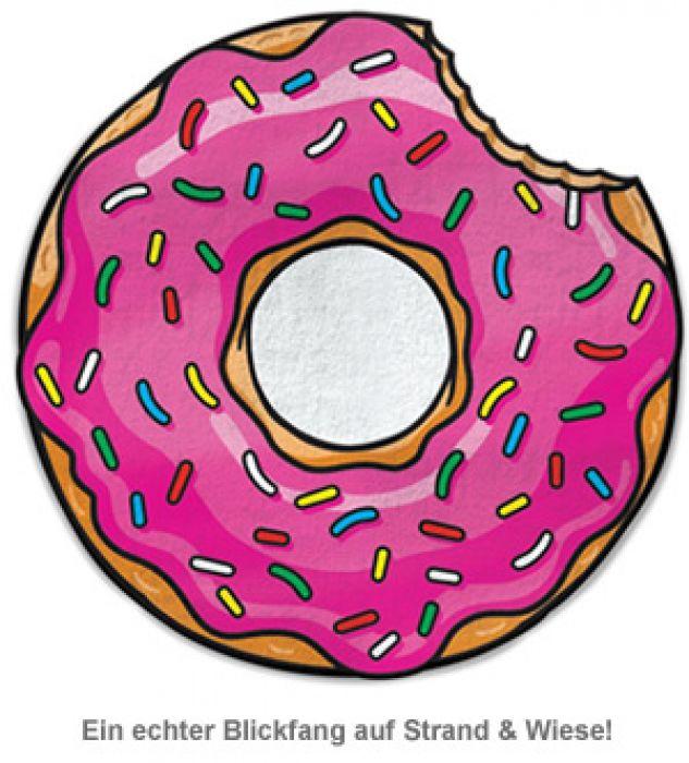 Donut Handtuch