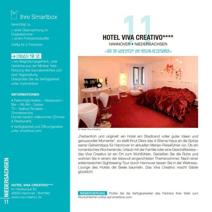 Traumhaftes Wochenende - Hotelgutschein für 2