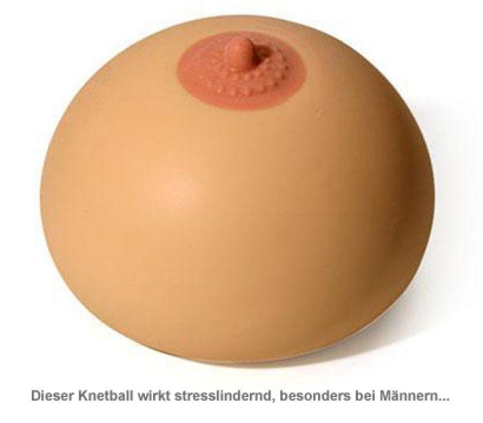 Stressball - Busen