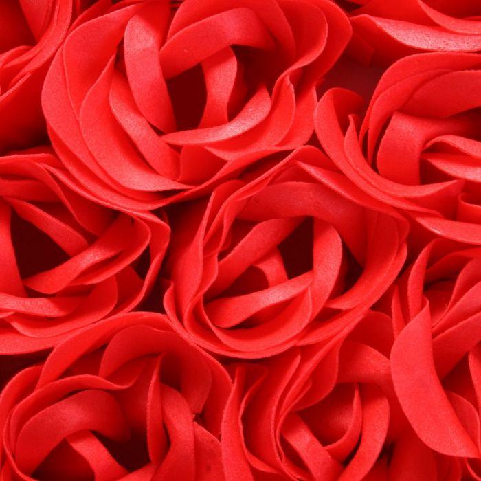 Wellness Set mit Rosenblättern