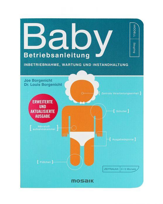 Buch - Baby Betriebsanleitung