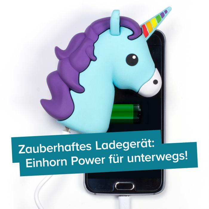 Einhorn Powerbank