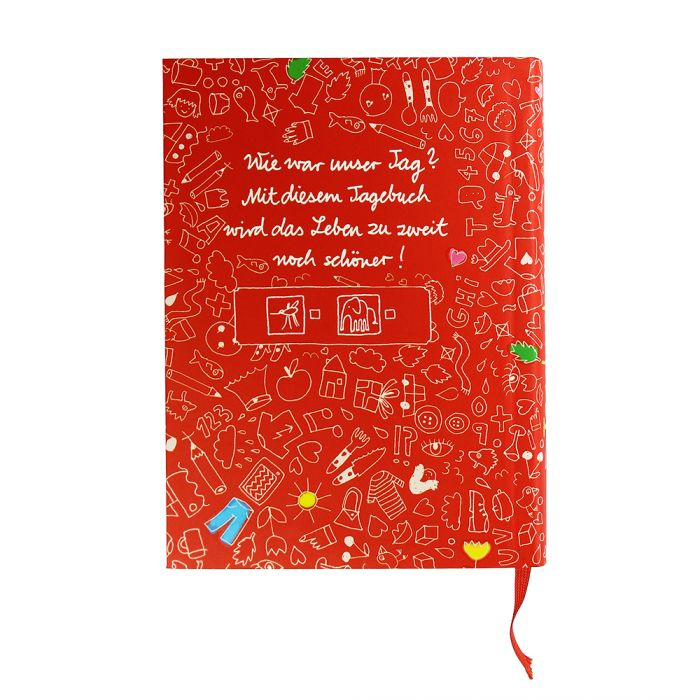 Tagebuch für Paare - zum Ankreuzen und Ausfüllen