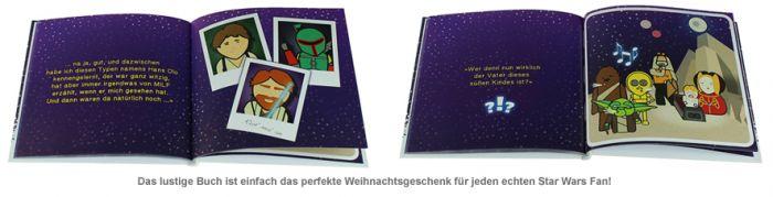 Buch - Ich bin Dein Vater