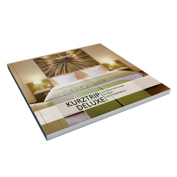 Kurztrip Deluxe - Hotelgutschein