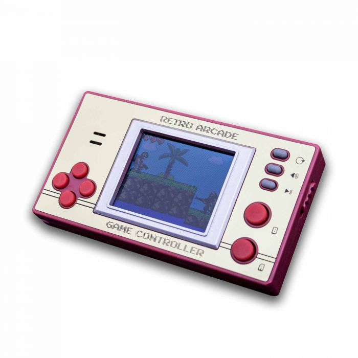 Retro Mini Spielekonsole mit LCD Display