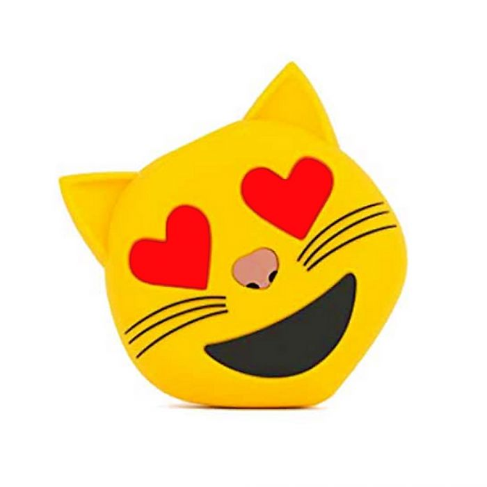 Emoji Powerbank - Katze