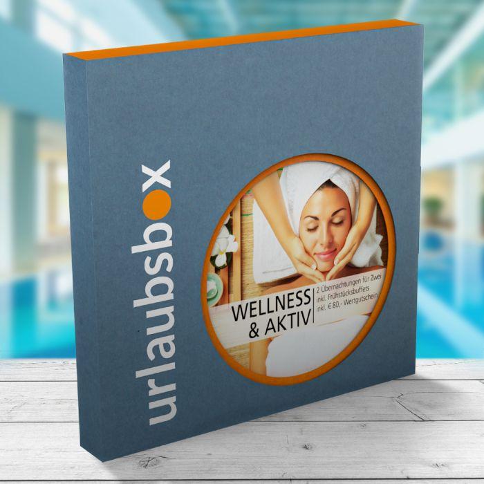 Wellness & Aktivurlaub - Hotelgutschein Deluxe