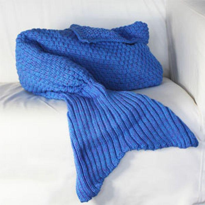 Meerjungfrau Decke für Frauen