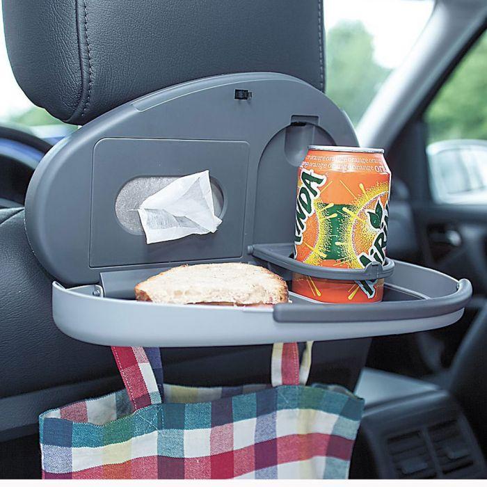 Klapptisch fürs Auto - Rücksitz Butler