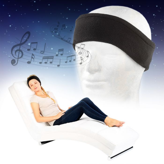 Écouteurs bluetooth pour dormir - Bandeau