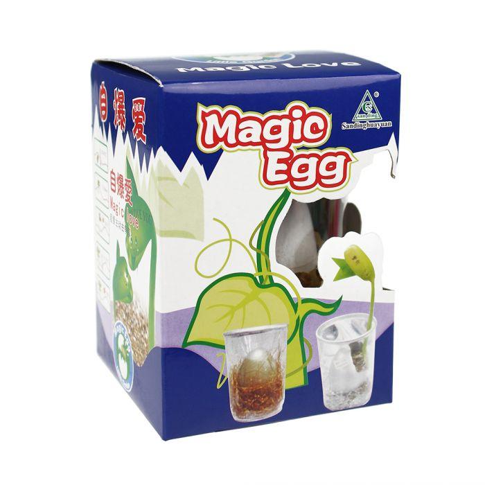 Magic Egg mit Liebesbotschaft