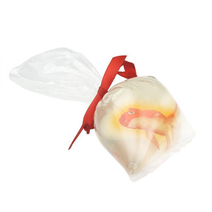 Savon poisson rouge