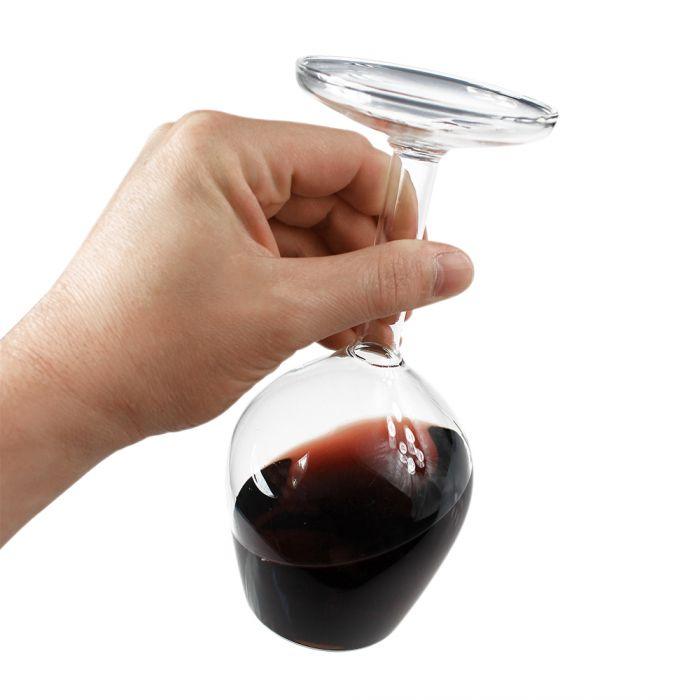 Verkehrtes Weinglas - Upside Down