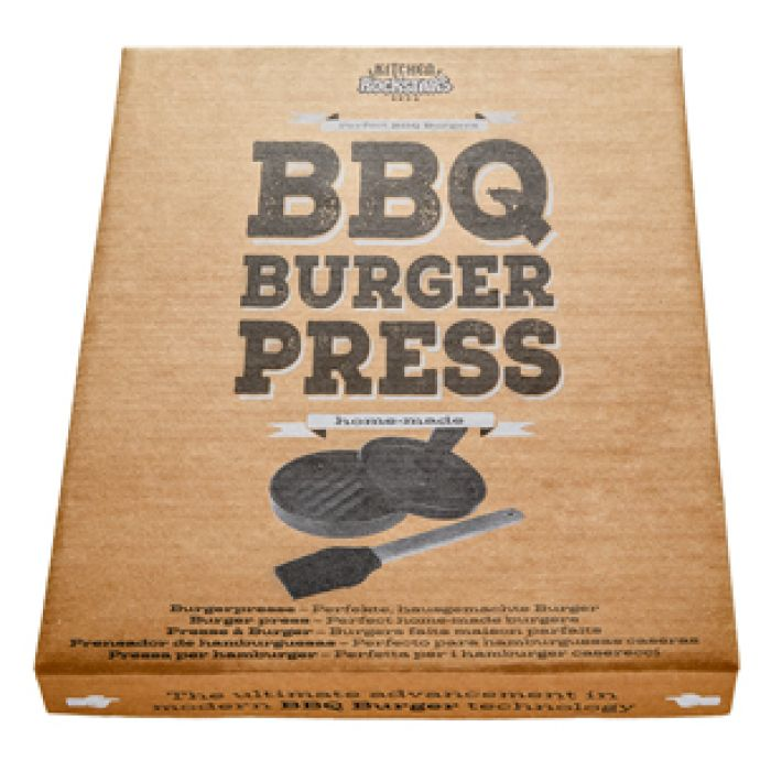Burgerpresse - Patty Maker Grillset