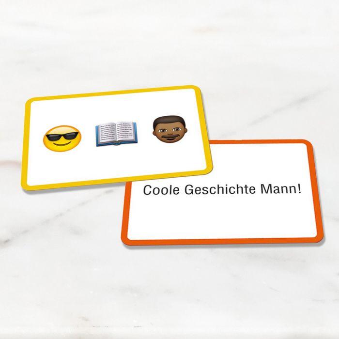 Emoji Quiz - Kartenspiel