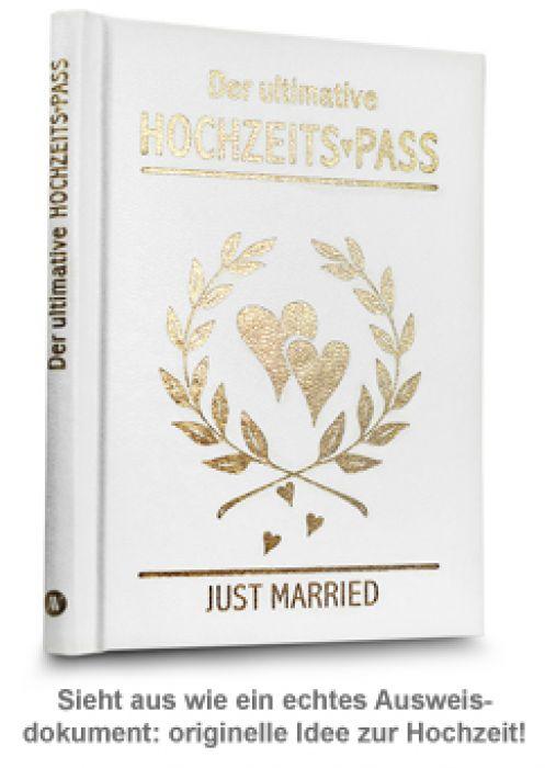 Der ultimative Hochzeits-Pass