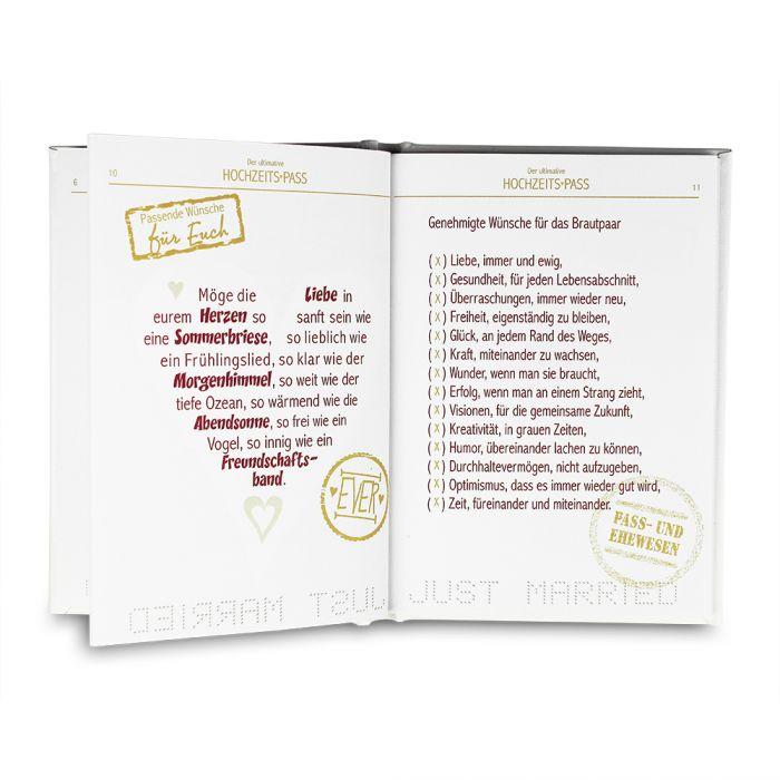 Buch Was Wir Euch Zur Hochzeit Wuenschen