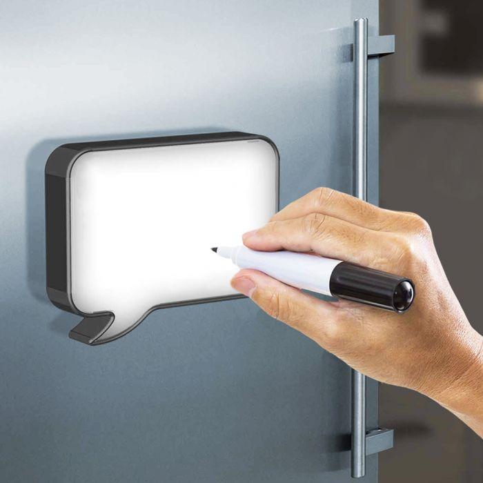 Kühlschrankmagnet im Light Box Style