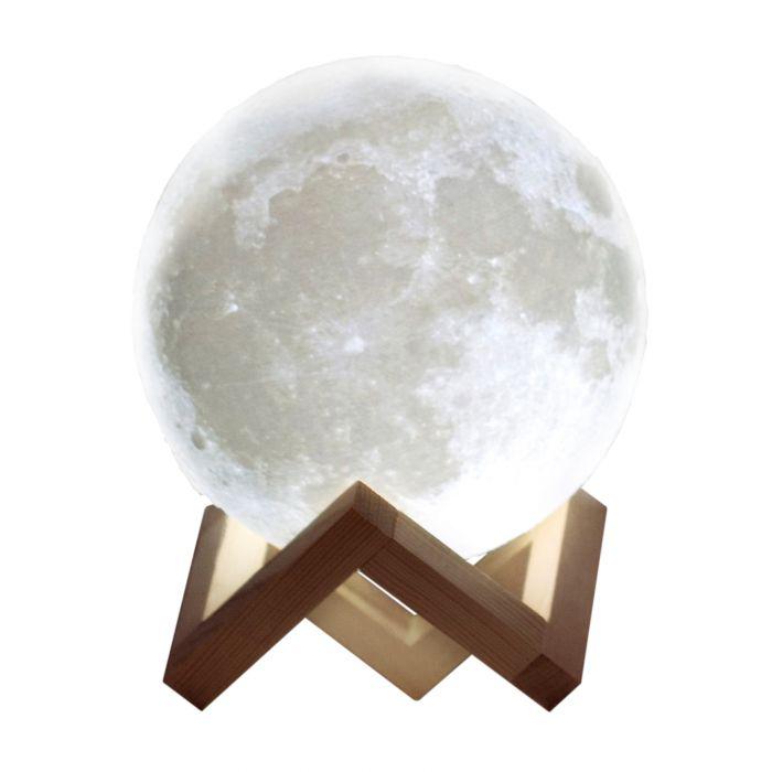 Lampe Galactique - Lune