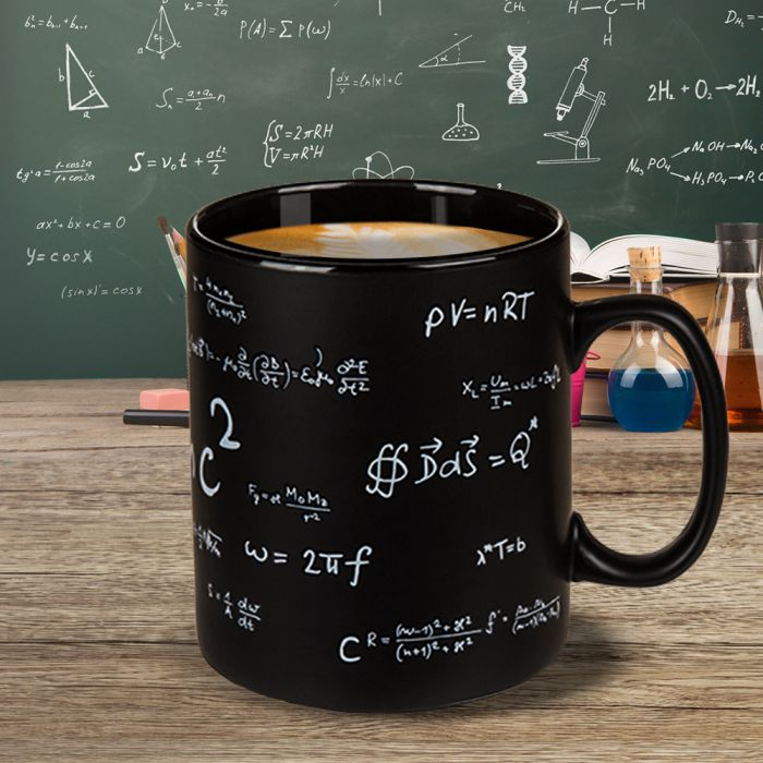 Mathe Tasse XL