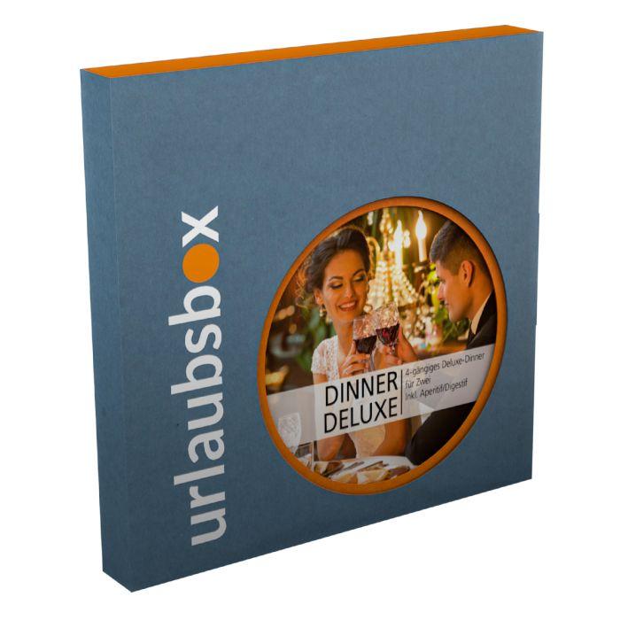 Dinner Deluxe - Erlebnisgeschenk
