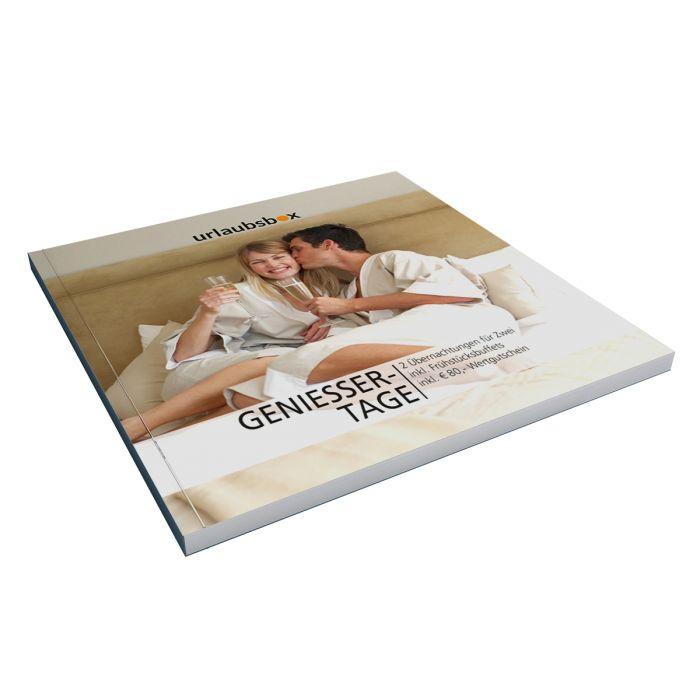 Genießertage - Hotelgutschein Deluxe