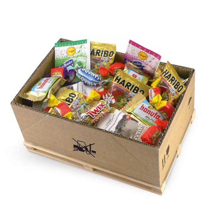 Süßigkeiten Geschenkbox