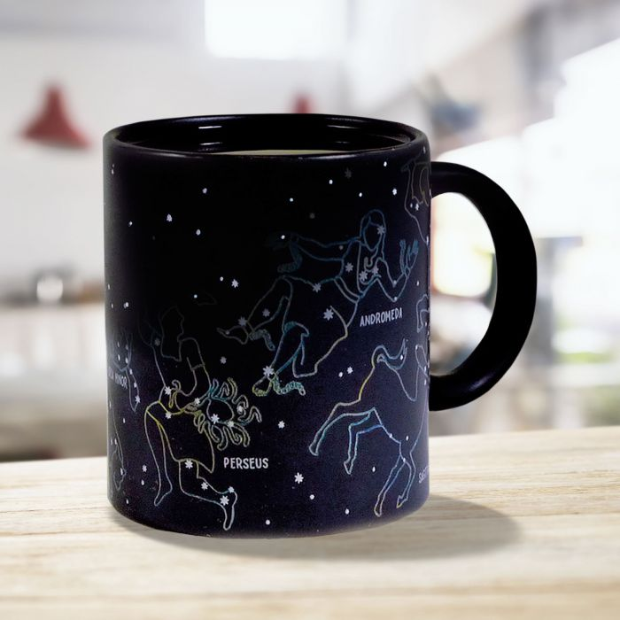 Sternenbilder Kaffeebecher