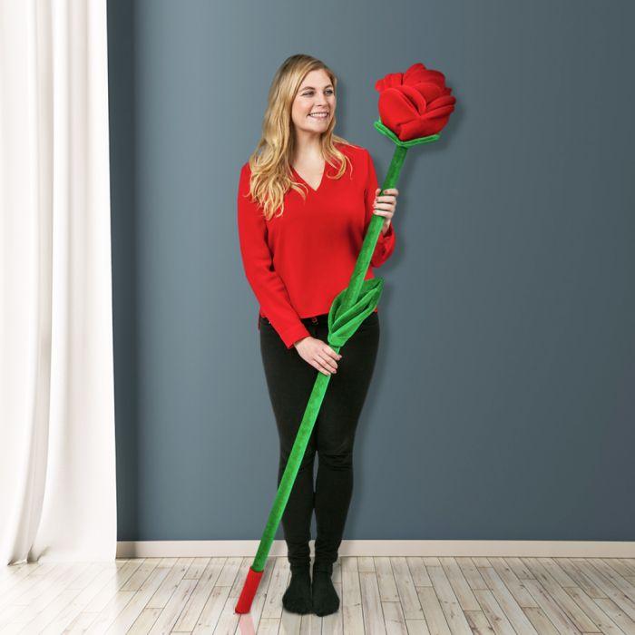 XXL Rose - 1,7 m großer Liebesbeweis