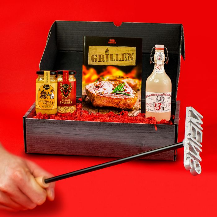 King of the Grill Geschenkbox