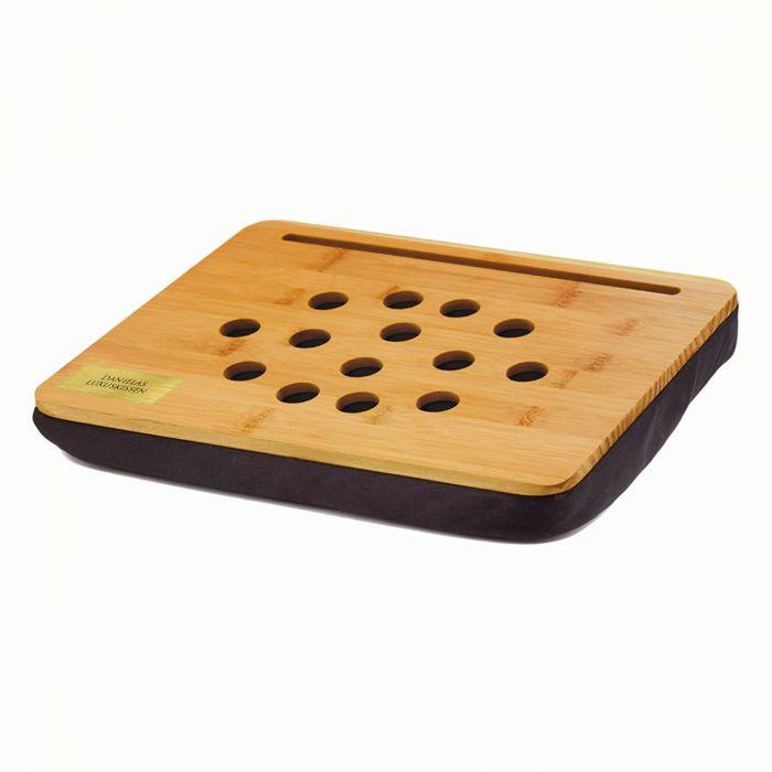 Laptoptisch mit Tablet Halterung - 2in1 Knietablett
