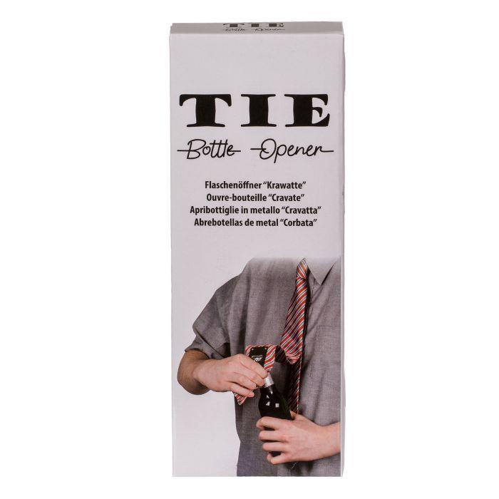 Krawatte mit Flaschenöffner