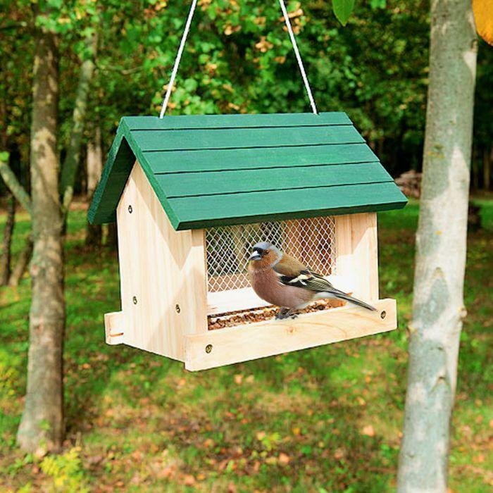 Vogelhaus Bausatz