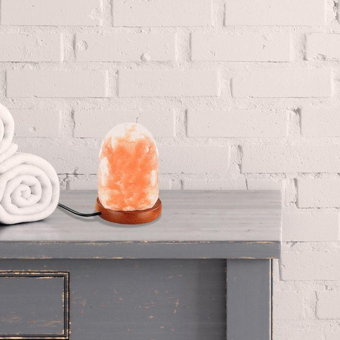Mini USB Salzkristalllampe