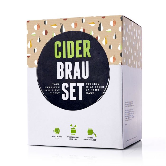 Apfel Cider Brauset - Einsteiger