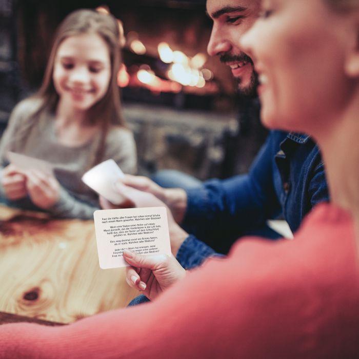 Wahrheit oder Blödsinn - Quiz und Gesellschaftsspiel