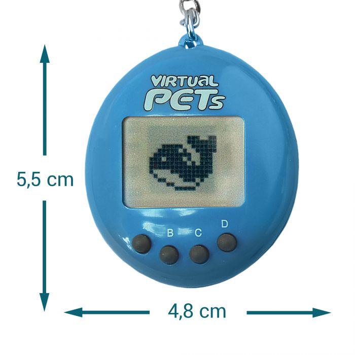 Virtuelles Haustier im Taschenformat