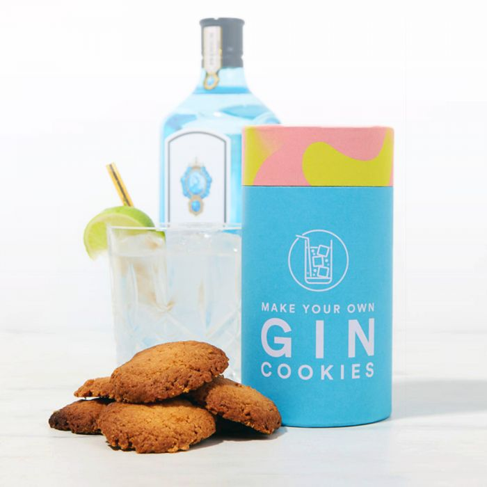 Gin Kekse zum Selbermachen