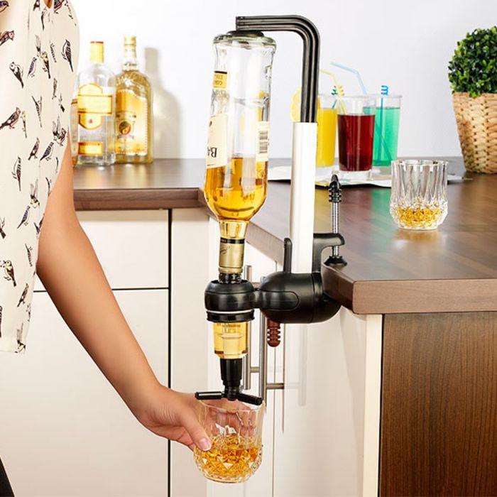 Bar Butler für den Tisch - Flaschenhalter