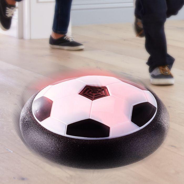 Luftkissen Fußball mit LED-Farbwechsel