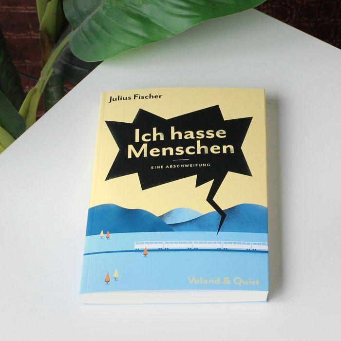 Buch - Ich hasse Menschen