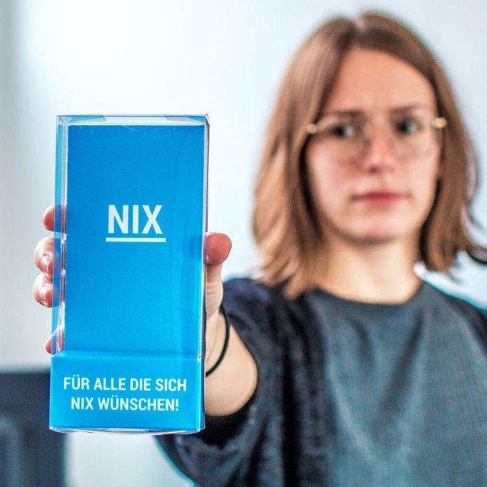 Das Nix Geschenk - 4er Set